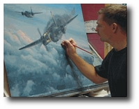 Aviation Art of Darby Perrin