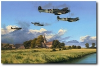 Dawn Till Dusk by Richard Taylor (Spitfire)