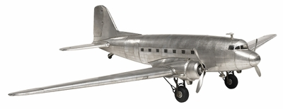 DC-3 (C-47) Dakota (Metal-covered)