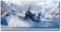 Devotion by Matt Hall (F4U Corsair)