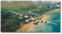 Doolittle's D-Day by Robert Taylor (P-38)