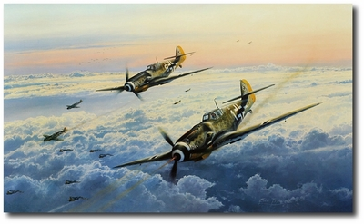 Eagles Out of the Sun by Robert Taylor (Me109)