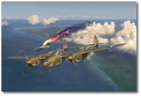 Early Victories by Jim Laurier (P-38 Lightning)