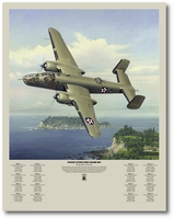 Evasive Action Over Sagami Bay by William S. Phillips