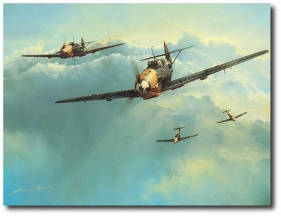 Evening Reflection by Richard Taylor (Bf109)