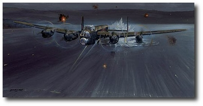 Every Second Counts - The Dambusters by Philip West (Lancaster)