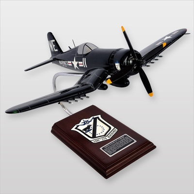 F4U-4 Black Sheep