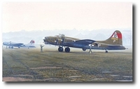 Fames Favored Few by Sam Lyons (B-17G Flying Fortress)