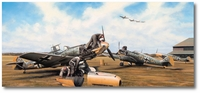 Fine Tuning by Richard Taylor (Bf109)