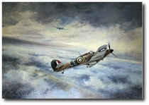 First of Many - Douglas Bader Tribute by Robert Taylor