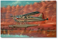 Fwickaseein Wabbit Season by Bryan David Snuffer (DeHavilland Beaver)