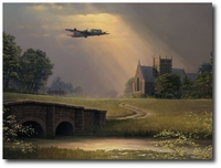 Give Us This Day by William Phillips (B-17)
