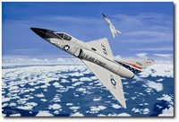 Going Tactical by David Mueller (F-106 Delta Dart)