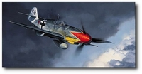 Gustav by Jack Fellows (Bf-109)