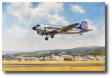 Heartland Express by John Young (DC-3)