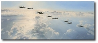 Height and Sun by Robert Taylor (Hawker Hurricane)