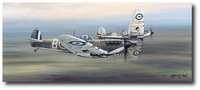 In Defence of Britain by Philip West (Spitfire)