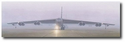 In Praise of Older Bombers by Dru Blair (B-52)
