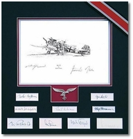 JG-52 by Robert Taylor - Graphite Edition 10-signature Studio Proof