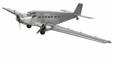 Junkers JU-52 'Iron Annie' (Metal covered)