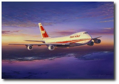 Legacy of Leadership by Rick Herter (Boeing 747)