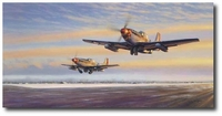 Leiston Legends by Jim Laurier (P-51)