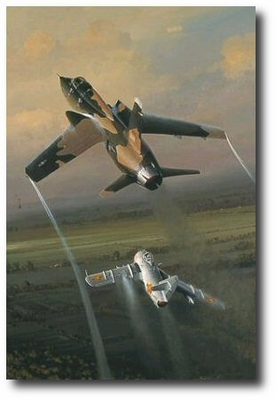 Lethal Encounter by William Phillips (F-105)