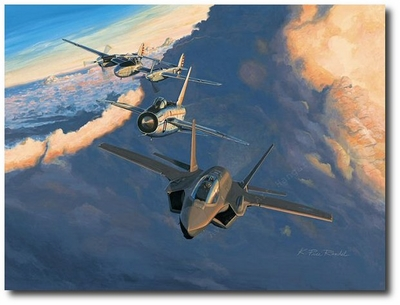Lightning Heritage By K Price Randel F 35 P 38 Electric