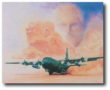 Metaphor I The First Labor of Hercules by Jody Sjogren (C-130)