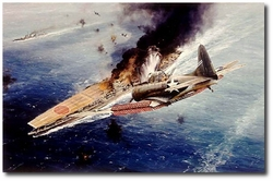 Midway - Strike Against the Akagi by Robert Taylor