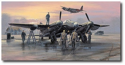 Mosquito Pathfinders by Philip West
