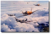 Most Memorable Day by Robert Taylor (Me 109)