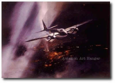 Night Intruder by Robert Taylor (Mosquito)