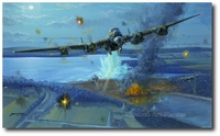 Night of Heroes - The Dambusters by Philip West (Lancaster)