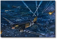 On the Night Before by James Dietz (C-47 Skytrain)