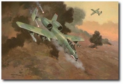 Once a Tiger, Always a Tiger by Roy Grinnell (A-10)