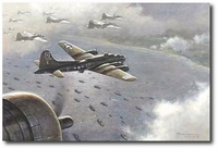 Operation Neptune by Ronald Wong (B-17 Flying Fortress)