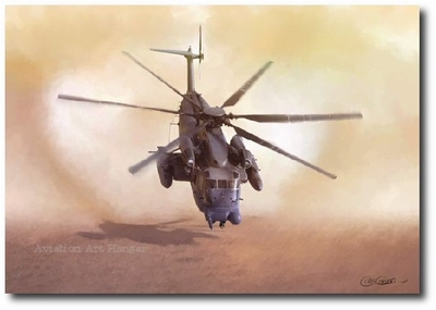 Pave Low by Chris Cosner (MH-53J)