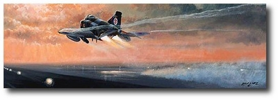 Phantom Thunder by Philip West (F-4)