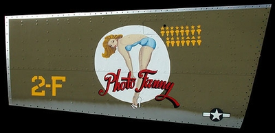 Photo Fanny - B-24J