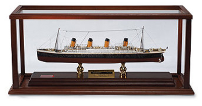 RMS Titanic signed by Millvina Dean