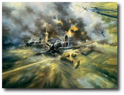 Rumbolds' Renegades by David Poole (Typhoon)