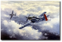 Scat VII by David Poole (P-51 Mustang)