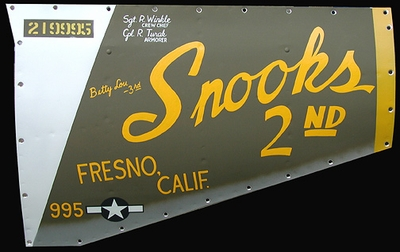 Snooks 2nd - P-39Q