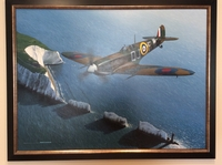 Spitfire by Stan Stokes (Original)
