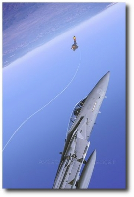 Splash by Thierry Thompson (F-15 Eagle)