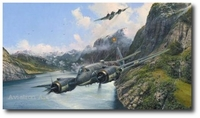 Strike and Strike Again by Robert Taylor (Beaufighter)