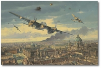Strike on Berlin by Anthony Saunders (Mosquito)