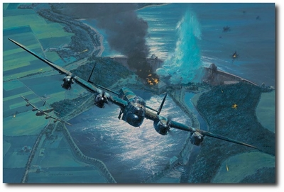 The Breach by Anthony Saunders (Lancaster)