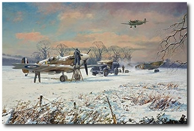 The Cold War 1941 by Robin Smith (Spitfire)